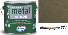 Vitex Heavy Metal Silicon Effect 771 Champagne ...